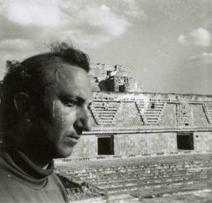 Alberto de Lacerda, Mexico, December 1969