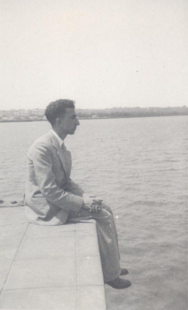 Alberto de Lacerda, Lisbon, c. 1946