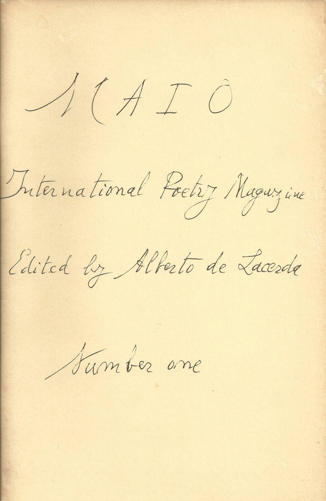 Maio, 1973