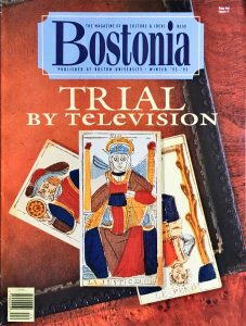 "Bostonia, Boston University, Winter 92-93, cover illustrations of tarot cards by Stuart R. Kaplan, copyright 1986. Includes ""Still Lives of Picasso in a Major Exhibition"" by Alberto de Lacerda, pp. 34-35"