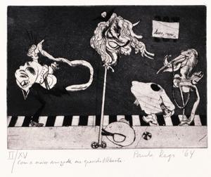 Paula Rego (Portugal, 1935) Untitled, 1964