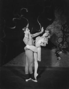 Serge Lifar and Felia Dubrovska