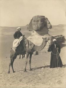 Anna Pavlova in Egypt