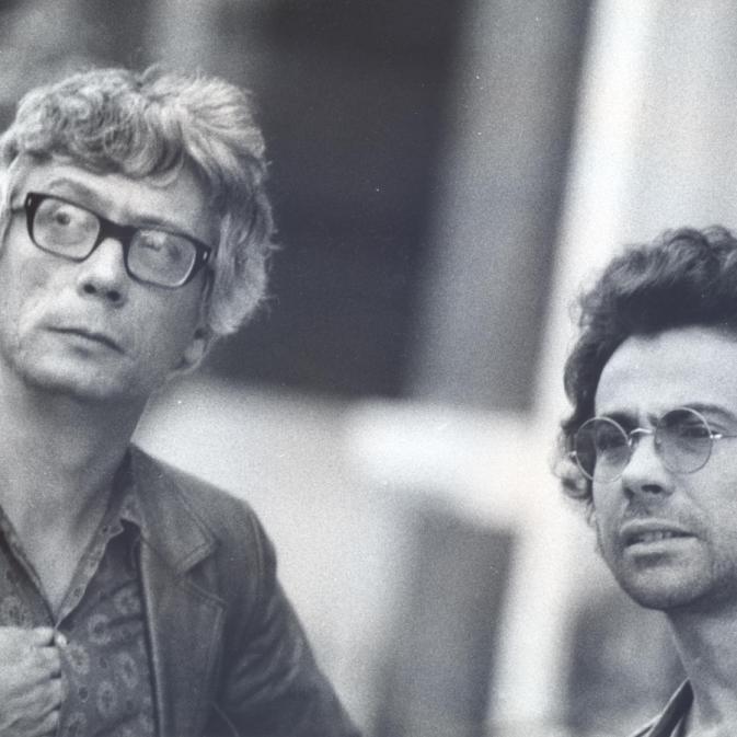 Júlio Pomar and António Sena, London
