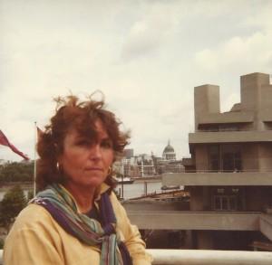 Paula Rego, Southbank Centre, c. 1980