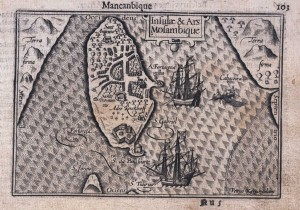 Island of Mozambique, 17th Century