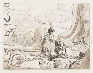 Rembrandt (Holland, 1606-1669) 1634