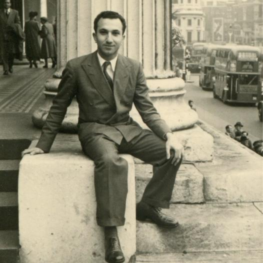 Alberto de Lacerda, National Gallery, London, 1952