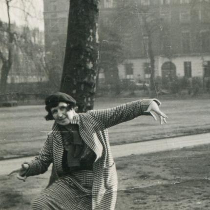 Beryl de Zoute, London