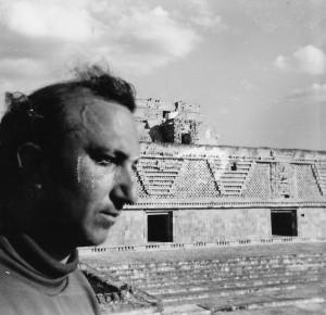 Alberto de Lacerda, Mexico, 1969