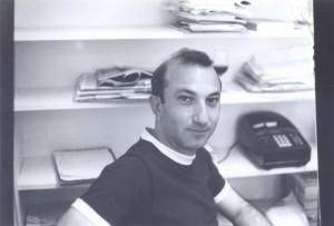 Alberto de Lacerda, Austin, c. 1969