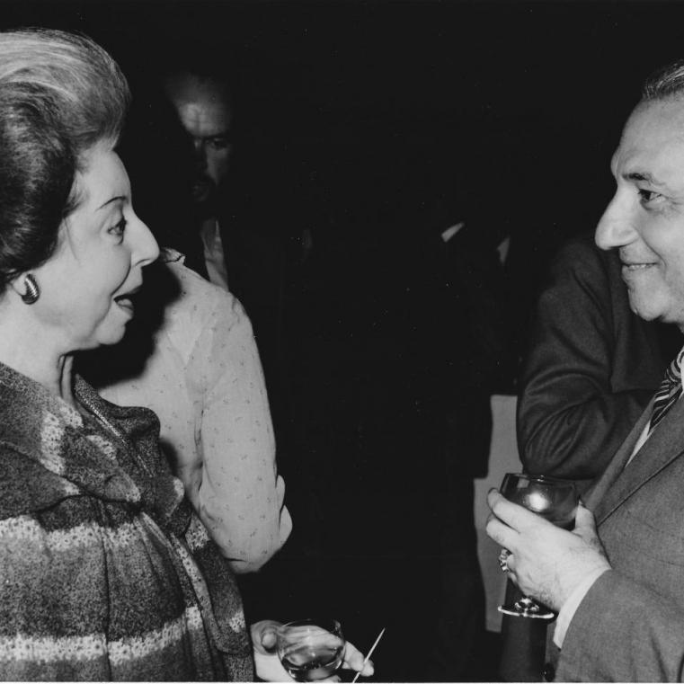 Alicia Markova and Alberto de Lacerda