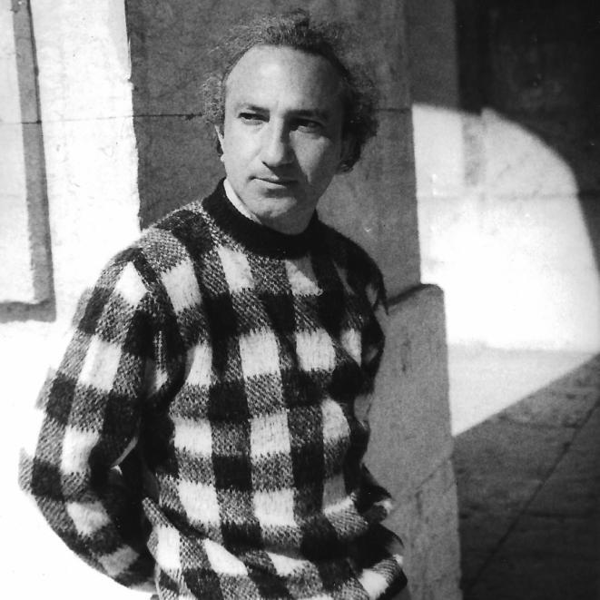 Alberto de Lacerda, Lisbon, 1976