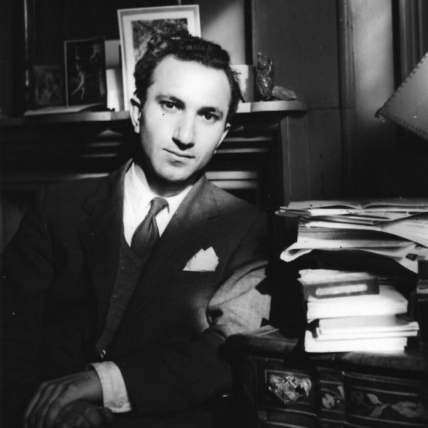 Alberto de Lacerda, 52 Tite Street, London, c. 1954