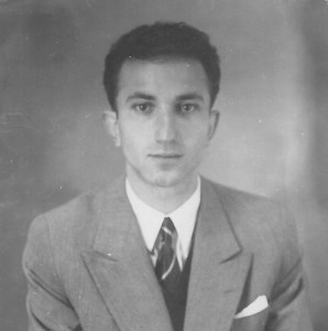 Alberto de Lacerda, Lisbon, c. 1948