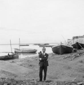Alberto de Lacerda, Island of Mozambique, 1963