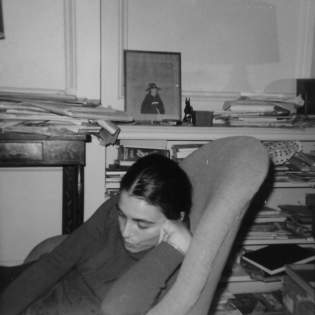 Anne-Marie Albiach, London