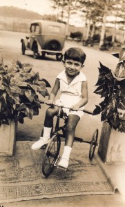 Alberto as a child, Mozambique, c. 1932