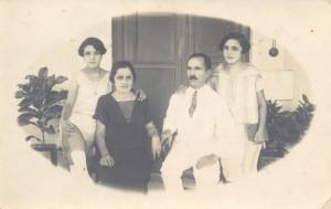 Alberto de Lacerda's family, Mozambique, c. 1925
