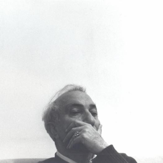 Alberto de Lacerda, Lisbon, 1989