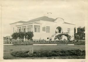 Palácio Vila Cabral, Mozambique, c. 1937