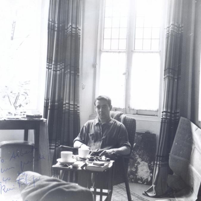 Rui Filipe, London, c. 1959