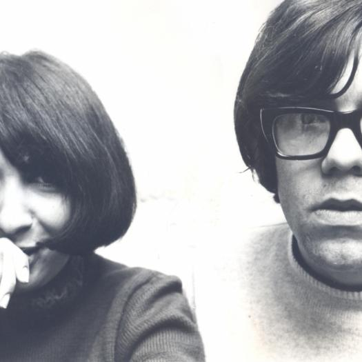Lourdes Martins and Jasmim de Matos, London, late 1960s