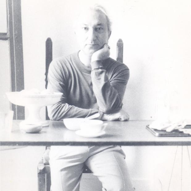 Alberto de Lacerda, Lisbon, 1983