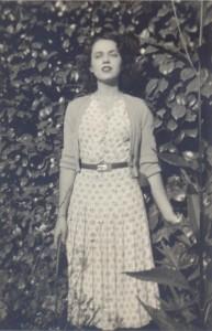 Sophia de Mello Breyner Andresen, Portugal, 1940s