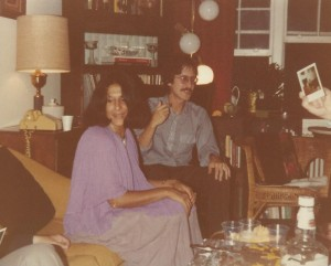Bettina and Jim Iffland, Boston, c. 1980