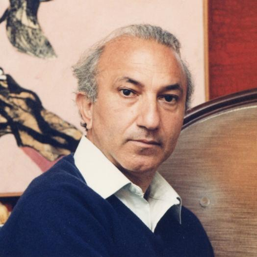 Alberto de Lacerda, London, c. 1980