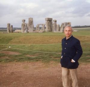 Alberto de Lacerda, Stonehenge, c. 1982