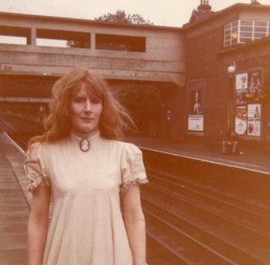 Anne Beresford, England, 1972