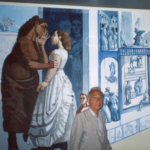 Alberto de Lacerda, National Gallery, 2005