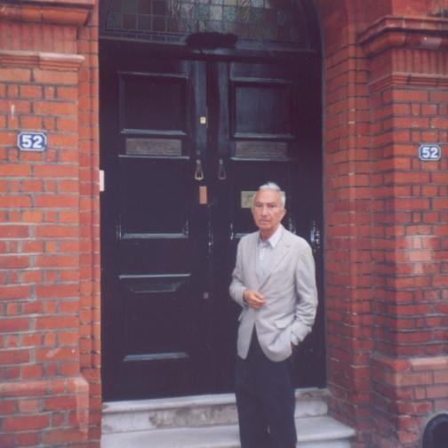 Alberto de Lacerda, Tite Street, 2005