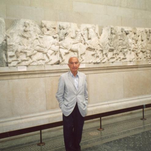 Alberto de Lacerda, British Museum, 2005