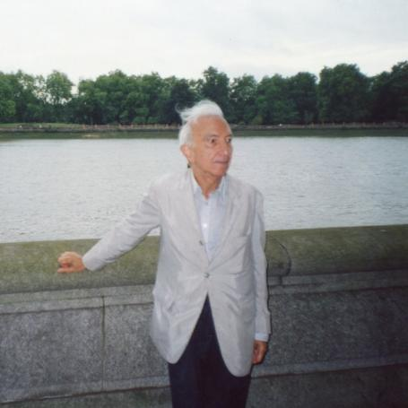 Alberto de Lacerda, London, 2005
