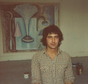 Andy Stahl, London, c. 1980