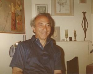 Alberto de Lacerda, Primrose Mansions, London, 1979