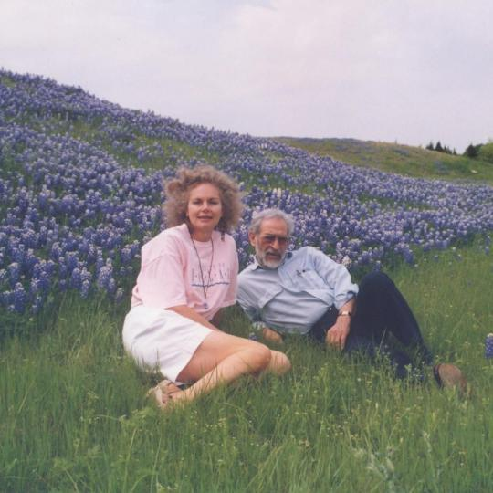 Elizabeth and José Sanchez, Texas, 1994