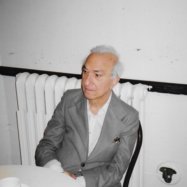 Alberto de Lacerda, London, c. 2002