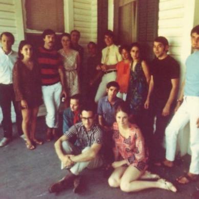 Friends in Austin, c. 1969
