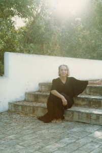 Sophia de Mello Breyner Andresen, Algarve, 1984
