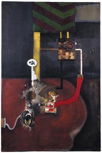 Jasmim de Matos (Portugal, 1942-1995) Ugon, c. 1965