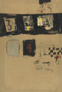 António Sena (Portugal, 1941) Untitled, c. 1966