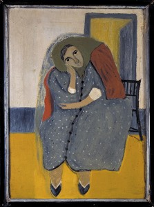 Anonymous (Portugal) Portrait of a woman