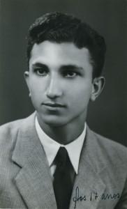 Alberto age 17