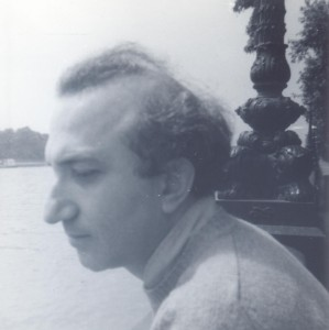 Alberto de Lacerda, London, early 1970s