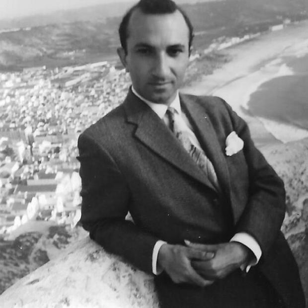 Alberto de Lacerda, Nazaré, 1962
