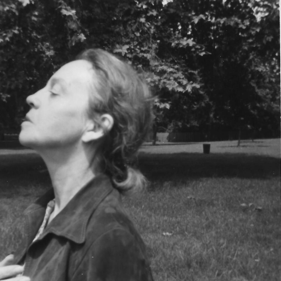 Sophia de Mello Breyner Andresen, London, early 1970s